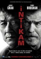 The Foreigner - Turkish Movie Poster (xs thumbnail)
