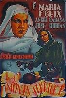 La monja alférez - Mexican Movie Poster (xs thumbnail)
