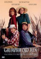 Grumpier Old Men - DVD cover (xs thumbnail)