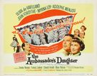 The Ambassador's Daughter - Movie Poster (xs thumbnail)