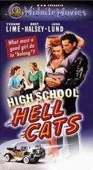 High School Hellcats - VHS cover (xs thumbnail)