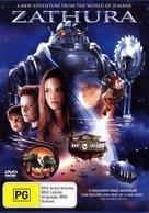 Zathura: A Space Adventure - Australian Movie Cover (xs thumbnail)
