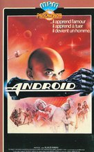 Android - French VHS movie cover (xs thumbnail)