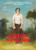 Lazzaro felice - German Movie Poster (xs thumbnail)
