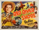 Red River Shore - Movie Poster (xs thumbnail)