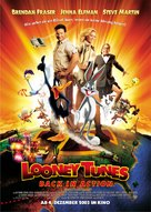 Looney Tunes: Back in Action - German Movie Poster (xs thumbnail)