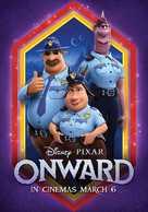 Onward - Indian Movie Poster (xs thumbnail)