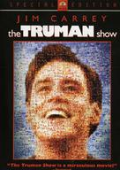 The Truman Show - DVD movie cover (xs thumbnail)