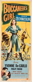 Buccaneer's Girl - Movie Poster (xs thumbnail)