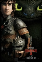 How to Train Your Dragon 2 - Czech Movie Poster (xs thumbnail)