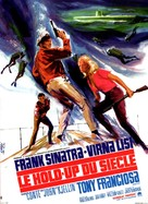Assault on a Queen - French Movie Poster (xs thumbnail)