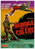 Money, Women and Guns - French Movie Poster (xs thumbnail)