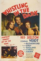 Whistling in the Dark - Australian Movie Poster (xs thumbnail)