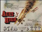Aces High - British Movie Poster (xs thumbnail)