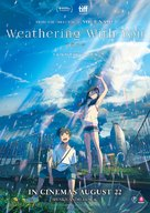 Weathering with You - Australian Movie Poster (xs thumbnail)