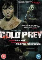 Cold Prey - British DVD cover (xs thumbnail)