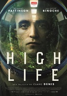 High Life - Argentinian Movie Poster (xs thumbnail)