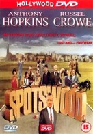Spotswood - British DVD movie cover (xs thumbnail)