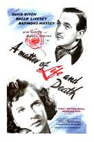 A Matter of Life and Death - British Movie Poster (xs thumbnail)