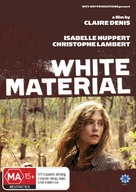 White Material - Australian Movie Cover (xs thumbnail)