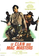 The McMasters - French Movie Poster (xs thumbnail)