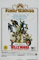 Willy Wonka & the Chocolate Factory - Re-release poster (xs thumbnail)