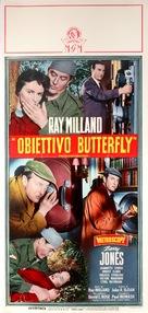 The Safecracker - Italian Movie Poster (xs thumbnail)