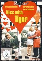 Küss mich, Tiger! - German Movie Cover (xs thumbnail)