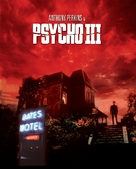 Psycho III - Movie Cover (xs thumbnail)