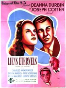 Hers to Hold - French Movie Poster (xs thumbnail)