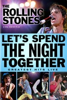 Let's Spend the Night Together - DVD cover (xs thumbnail)