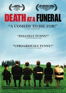 Death at a Funeral - DVD cover (xs thumbnail)