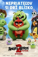 The Angry Birds Movie 2 - Slovak Movie Poster (xs thumbnail)