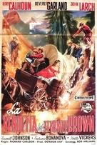The Saga of Hemp Brown - Italian Movie Poster (xs thumbnail)