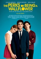 The Perks of Being a Wallflower - International Movie Poster (xs thumbnail)