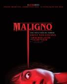 Malignant - Brazilian Movie Poster (xs thumbnail)
