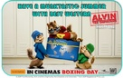 Alvin and the Chipmunks: The Squeakquel - Australian Movie Poster (xs thumbnail)