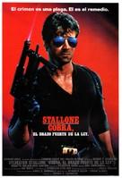 Cobra - Spanish Movie Poster (xs thumbnail)