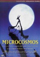 Microcosmos: Le peuple de l'herbe - Portuguese Movie Cover (xs thumbnail)