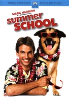 Summer School - DVD cover (xs thumbnail)
