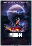 Moon 44 - German Movie Poster (xs thumbnail)