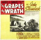 The Grapes of Wrath - Movie Poster (xs thumbnail)