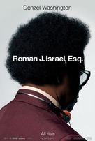 Roman J Israel, Esq. - Dutch Movie Poster (xs thumbnail)