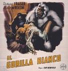 White Pongo - Italian Movie Poster (xs thumbnail)