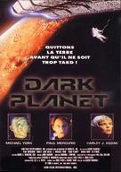 Dark Planet - French Movie Poster (xs thumbnail)