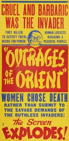 Outrages of the Orient - Movie Poster (xs thumbnail)