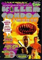 Kondom des Grauens - DVD movie cover (xs thumbnail)