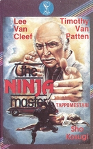 """""""The Master"""" - Finnish VHS movie cover (xs thumbnail)"""