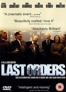 Last Orders - DVD cover (xs thumbnail)