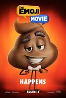 The Emoji Movie - British Movie Poster (xs thumbnail)
